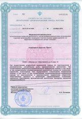 Лицензия 3 фото